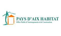 Réhabilitation de la résidence de l'Odyssée - Aix en Provence